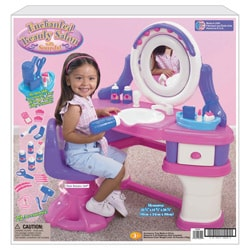American Plastic Toy Beauty Salon - Thumbnail 1