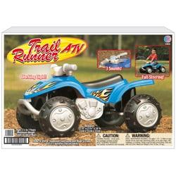 American Plastic Toy ATV  Quad Rider - Thumbnail 1