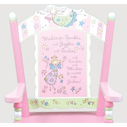 Fairy Wishes Rocking Chair