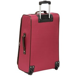 American Tourister 25-inch Magenta Upright - Thumbnail 1