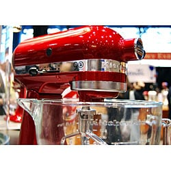 Kitchenaid 90th Anniversary Stand Mixer With Glass Bowl