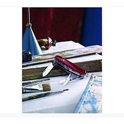 Swiss Army 'Explorer' 17-tool Red Pocket Knife - Thumbnail 1