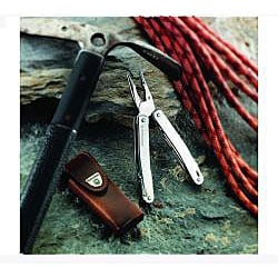 Swiss Army 'SwissTool Spirit S' 27-tool Pocket Knife and Pouch - Thumbnail 1