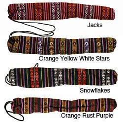 Nepali Cloth Pocket Sax Case - Thumbnail 1