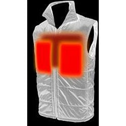 333 Heated Women's Rechargeable Nylon Vest