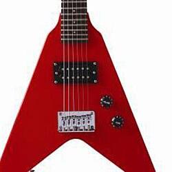 Flying V Electric 3/4 Junior Guitar Kit - Thumbnail 1