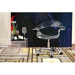 Clear Ultra-modern Office Chair