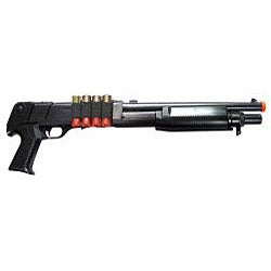 TSD Sports SD88SB Airsoft Single-Shot Shell-loading Pump Action Shotgun - Thumbnail 1