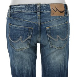 LTB Jeans Women's 'May' Low Rise Bootcut Jeans