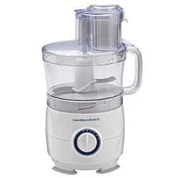 Hamilton Beach Big Mouth Food Processor Manual