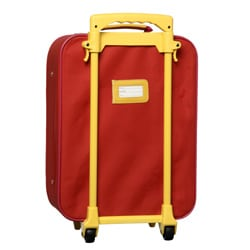 Children's 'Going to Grandma's' Wheeled Upright Luggage - Thumbnail 1