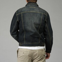 aa750723048 ... Jacket  Thumbnail Paper Denim  amp  Cloth Men  x27 s Button Closure ...