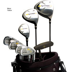 Pinemeadow Nitrix Complete Golf Set