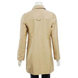 Tommy Hilfiger Women&39s Water-resistant Spring Car Coat - Free