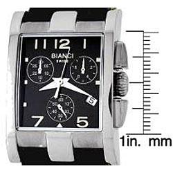 Roberto Bianci Men's Chronograph/ Date Watch - Thumbnail 1