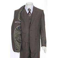 Ferrecci Men's 3-piece 2-button Suit