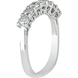 14k White Gold 1ct TDW Diamond Ring (H-I, I2-I3)
