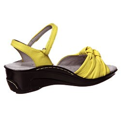 Jambu Women's 'Gillie' Wedge Sandals - Thumbnail 1