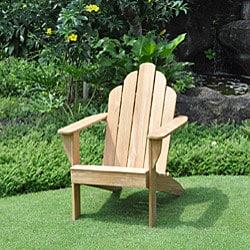 teak adirondack chair thumbnail 1