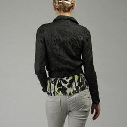 Body Policy Women's Cropped Zip-front Jacket - Thumbnail 1