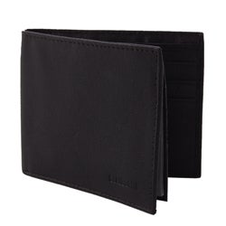 Claiborne Men S Leather Bifold Passcase Wallet Free
