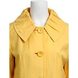 Larry Levine Women's Petite Spring Jacket - Thumbnail 1