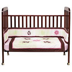 DaVinci Alpha 3-in-1 Crib in Cherry