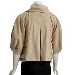 Naomi Women's Poncho Jacket