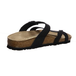 Birkenstock Women's 'Cozumel' Silky Suede Slip-on Sandals