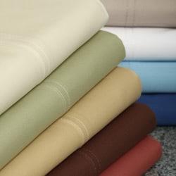 North Home 400 Thread Count Cotton Sateen Sheet Set - Thumbnail 1