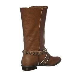 Matisse Women's 'Sidd' Studded Short Boots - Thumbnail 1