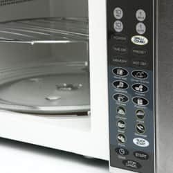 Shop Black Friday Deals On Emerson Mwg9111sl 1000 Watt Microwave Grill Refurbished Overstock 4791192