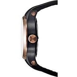 Golana Swiss Men's 'Aqua Pro 100' Two-tone Rubber Strap Watch - Thumbnail 1