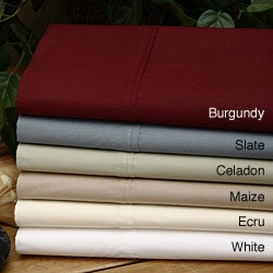 Cottonova Percale 400 Thread Count Sheet Set - Thumbnail 1