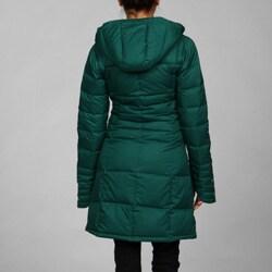 Spiewak Women's 'Warren' Hooded Puffer Coat - Thumbnail 1