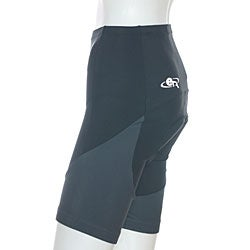 ETA Women's Cycling Shorts - Black - Thumbnail 1