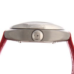 Locman Men's Mare Collection Titanium Red Watch - Thumbnail 1