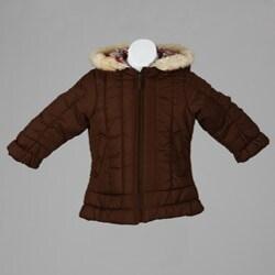 London Fog Girl's 2-Piece Snowsuit