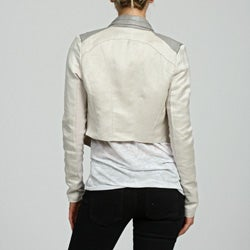 Sexy Modern Edgy Generation Women's Urban Cropped Blazer