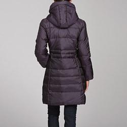 MICHAEL Michael Kors Women's Down 3/4-length Coat