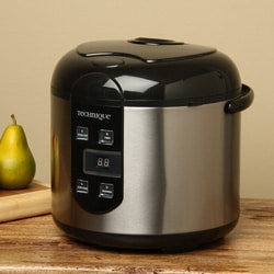 Technique CFXB50-56 5.3-quart Stainless Steel Rice / Multi-cooker (Refurbished)