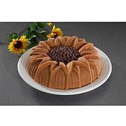 Nordic Ware Yellow Sunflower Cake Pan Free Shipping On