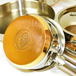 Revere Chef S Supreme 9 Piece Stainless Steel Copper