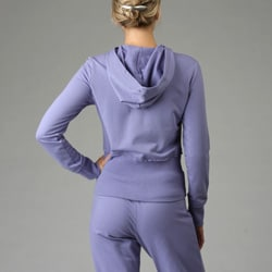.Com Women's French Terry Track Suit - Thumbnail 1