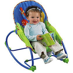Fisher-Price Infant-to-Toddler Rocker Chair - Thumbnail 1