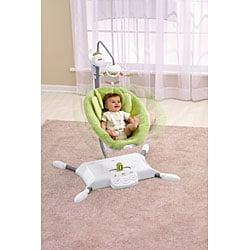 Fisher-Price i-Glide Cradle Swing 'n Glider