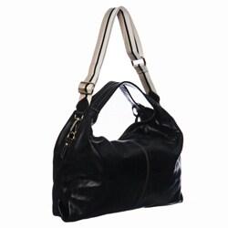 Furla Elisabeth Leather Hobo Bag - Thumbnail 1