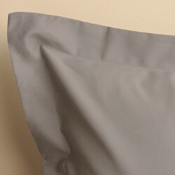 Pima  Ivory 600 Thread Count Queen-size Duvet Cover Set - Thumbnail 1