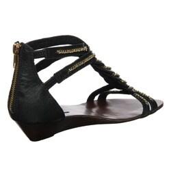 Steve Madden Women's 'Chainge' Sandals - Thumbnail 1
