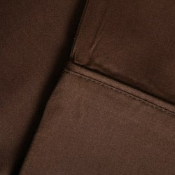 Max Collection 500 Thread Count Solid Sheet Set - Thumbnail 1